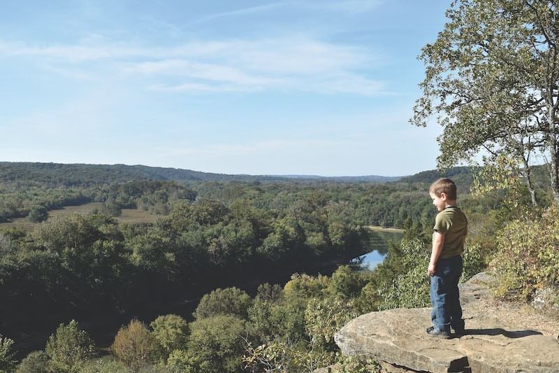 Castlewood State Park is popular — with good reason. - COURTESY OF KATHY SCHRENK
