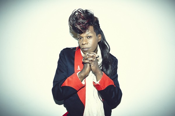 Big Freedia will perform at the Contemporary Art Museum on Friday, December 14. - VIA SIMPLE PLAY PRESENTS