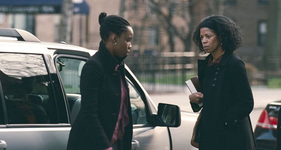 Adepero Oduye and Kim Wayans