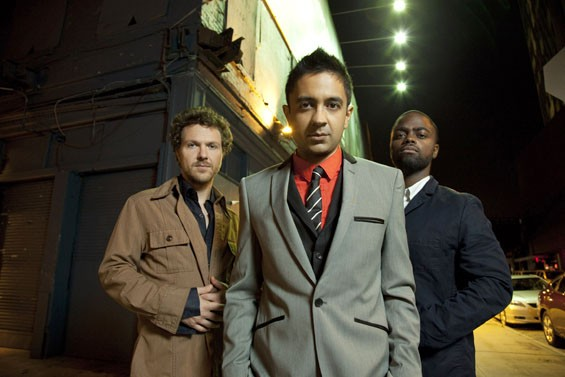 The Vijay Iyer Trio's Accelerando will likely be 2012's most acclaimed jazz release.