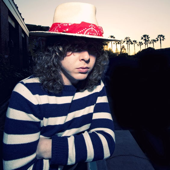 Ben Kweller recently released Go Fly a Kite on his own record label, the Noise Company.