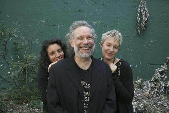 Red Horse is Lucy Kaplansky, John Gorka and Eliza Gilkyson.