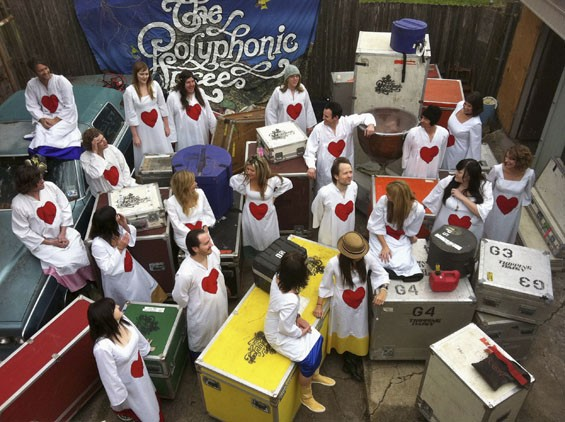 The Polyphonic Spree has proved surprisingly enduring.