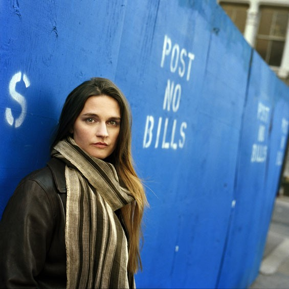 Madeleine Peyroux has emerged as a strong songwriter.