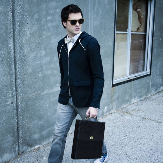 Mayer Hawthorne sings with the soul of a man twice his age.