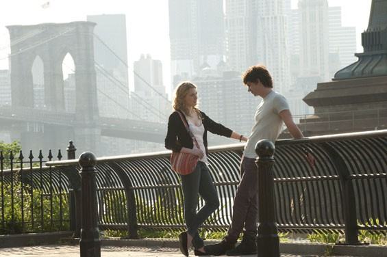 Greta Gerwig and Hamish Linklater in  Lola Versus.