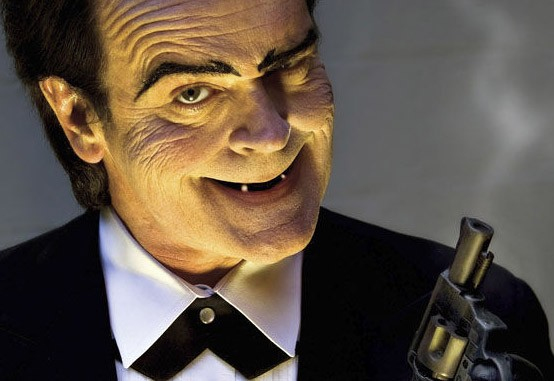 Unknown Hinson got his start in the circus.