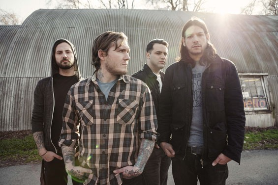 Gaslight Anthem is living its rock & roll dream.