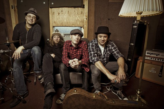 Kasey Anderson and the Honkies return after a successful opening spot at Twangfest.