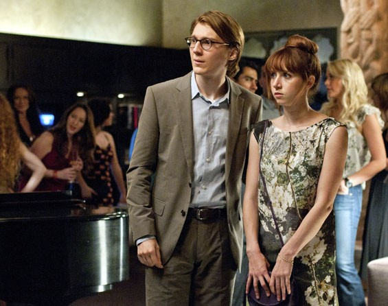 Some sparks, no flame: Paul Dano and Zoe Kazan in loser love story Ruby Sparks.