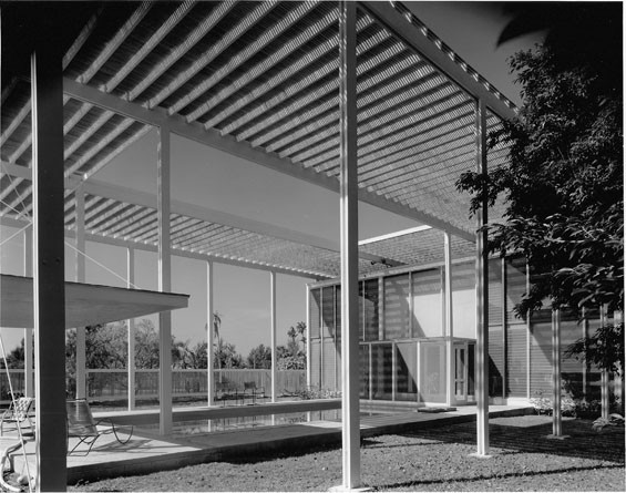 Paul Rudolph at the Sheldon Art Galleries