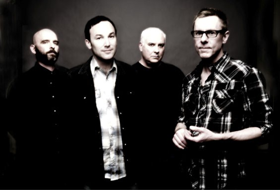 The Toadies will play an incredible bill with Helmet and Ume.