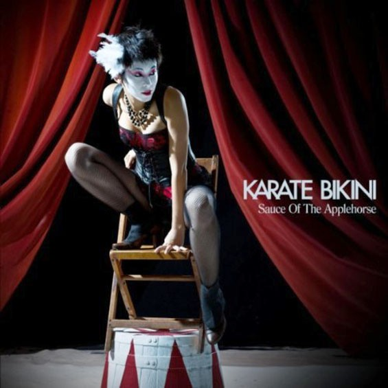 Karate Bikini features a lineup of St. Louis power-pop veterans.