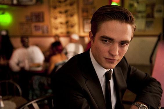 Robert Pattinson in Cosmopolis.