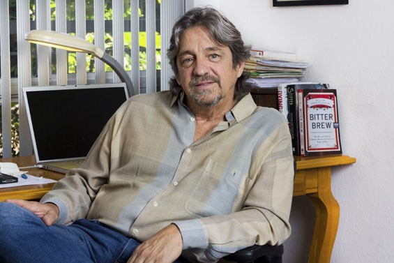 Bitter Brew author William Knoedelseder.