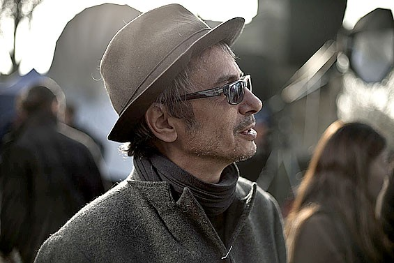 Holy Motors director Leos Carax