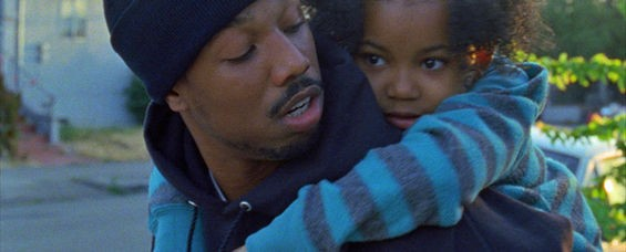 Michael B. Jordan (The Wire), who's fully up to the challenge, in Fruitvale.