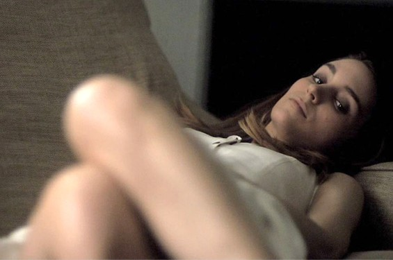 Rooney Mara in Side Effects.