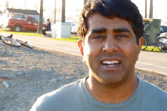 Jay Chandrasekhar: director, writer, comic.