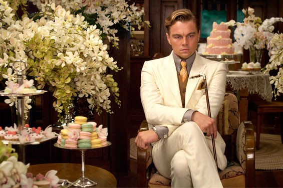 Leonardo DiCaprio's not too much.