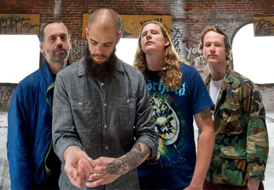 This is Baroness' first tour since a horrific bus accident.