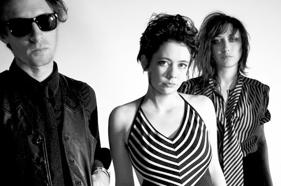 Those Darlins will play Off Broadway on Friday.