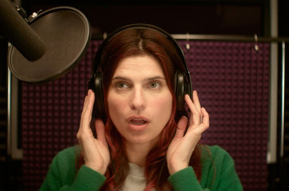 Lake Bell tries to make it In a World ....