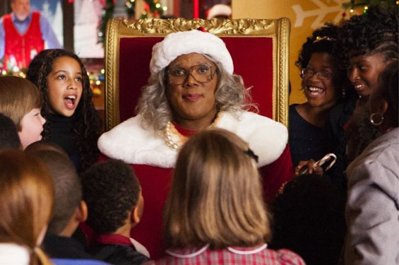 Tyler Perry in Tyler Perry's A Madea Christmas.