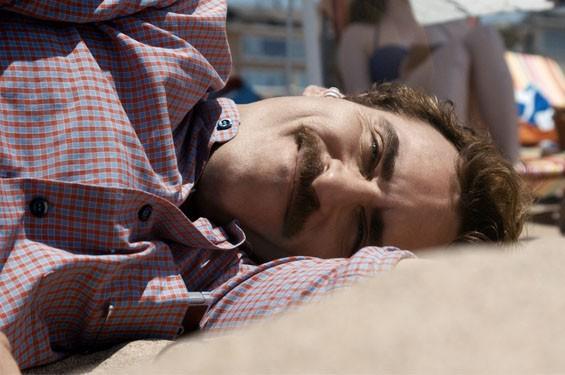 Joaquin Phoenix stars in Her.