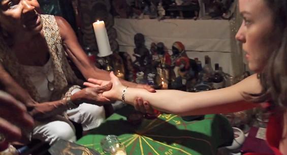 Allison Miller in Devil's Due.