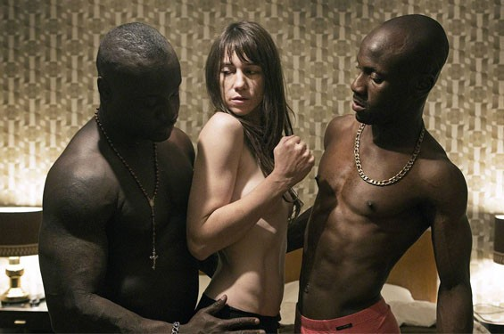 Charlotte Gainsbourg in Lars von Trier's Nymphomaniac: Vol. I.