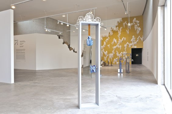 Brandon Anschultz: Suddenly Last Summer, installation view. On display now at the Contemporary Art Museum St. Louis.