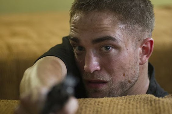 Robert Pattinson stars in The Rover.