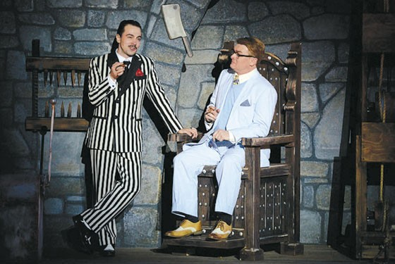 Normal is as normal does in The Addams Family.
