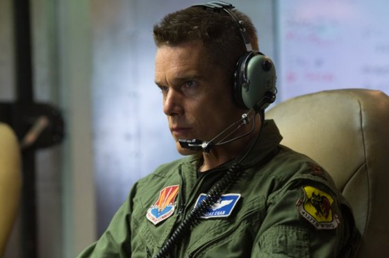 Ethan Hawke in Good Kill.