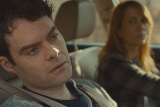 Bill Hader and Kristen Wiig star in The Skeleton Twins.