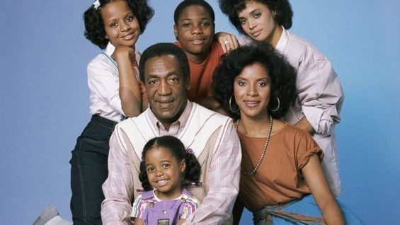 A promotional image for The Cosby Show.