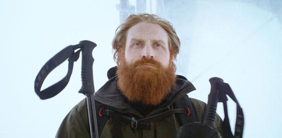 Kristofer Hivju as Mats in Force Majeure.