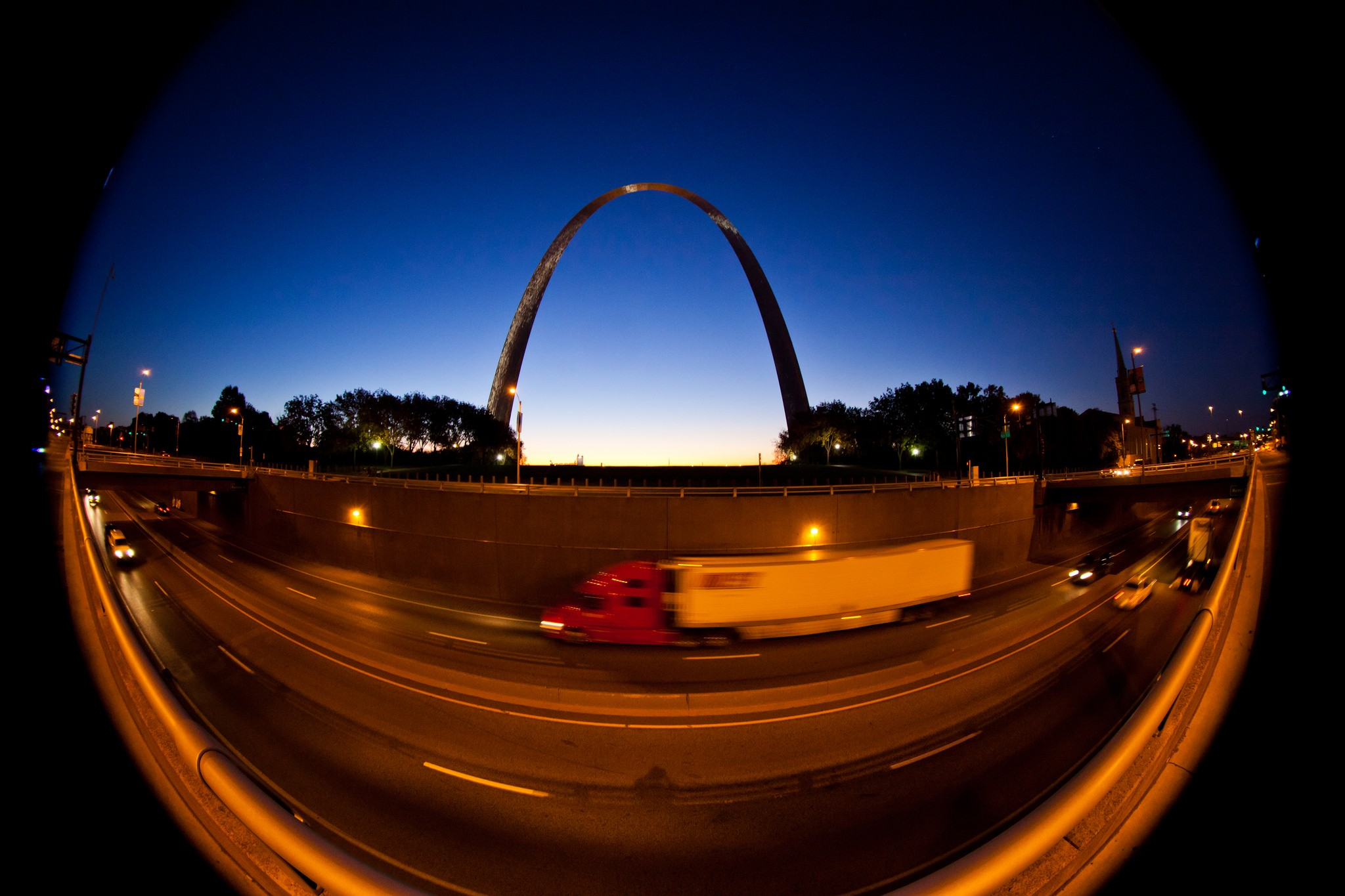 St  Louis Is No  2 on Forbes' List of 'Top 10 Rising Cities