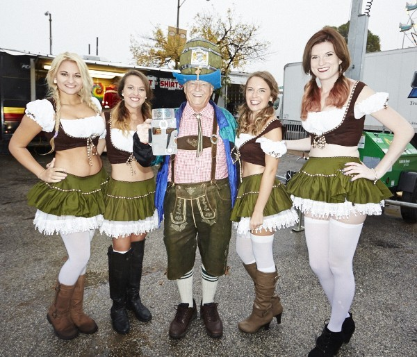 Oktoberfest is back! - THEO WELLING
