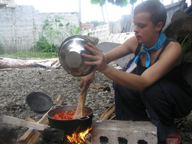 McGarrell in Haiti. - BLOG.ART21.ORG