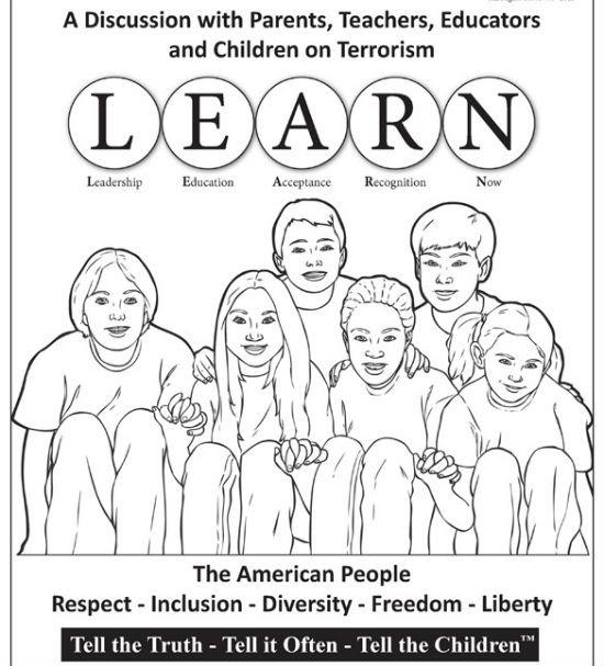 Dzhokhar Tsarnaev The Terrorist Coloring Book on Sale in St. Louis ...