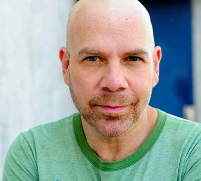 Stand-up comic Jason Stuart. See a YouTube clip of his act below.