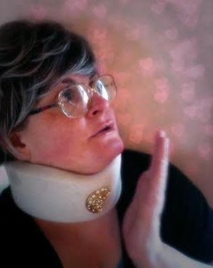 No one works a broach like Claudette Higgins. - LIBBIE HIGGINS