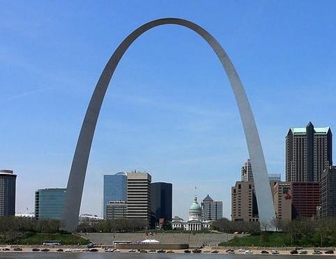 St Louis Voted Best Midwest City For Weekend Getaways Ahead Of