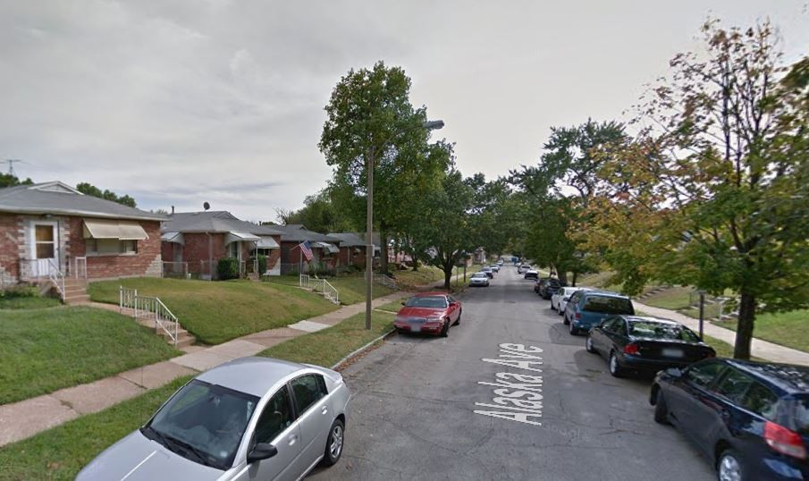 The 6100 block of Alaska Avenue. - GOOGLE MAPS