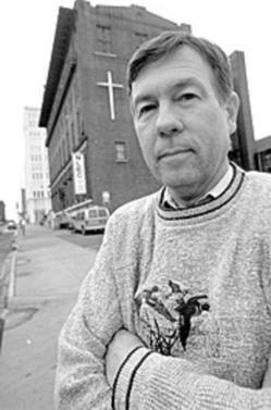 Reverend Larry Rice.
