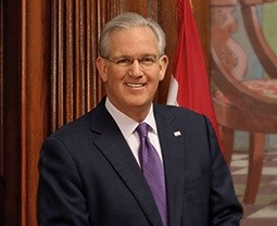 Governor Jay Nixon - VIA