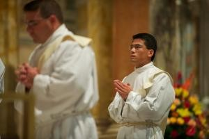 Fr. Joseph Jiang ordained in 2010. - VIA