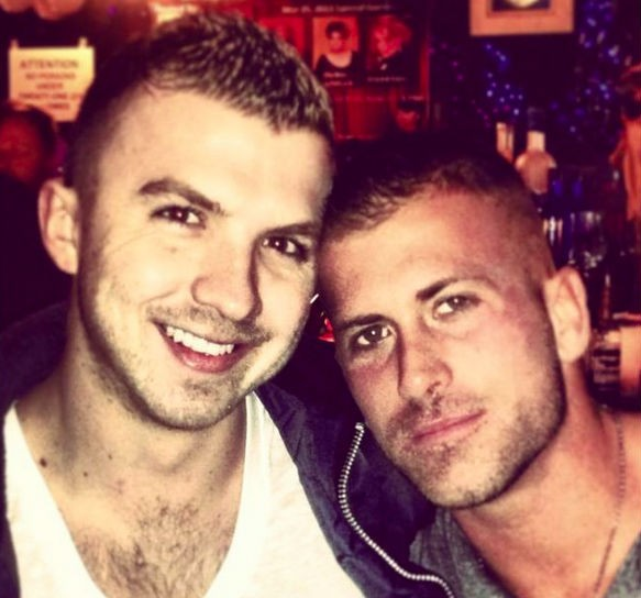 Kyle Hanten and Kurt Lee.